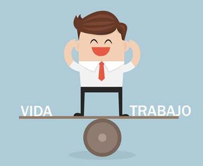 Equilibrio vida trabajo